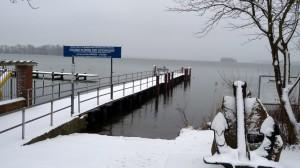 Großer Plöner See im Winter