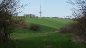 Fernsehturm im Auenland?