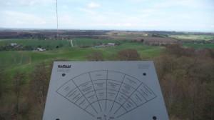 Ausblick über Schleswig Holstein