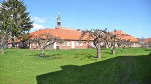 Schön(er) wohnen an der Hospitalkirche Neustadt i.H.