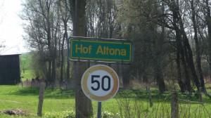 Oevelgönne und jetzt auch noch Altona? Sind wir in Hamburg?