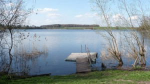 Badestelle am Taschensee