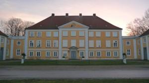 Schloss Wotersen früh morgens