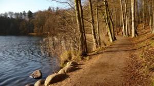 Uferweg am Schmalsee