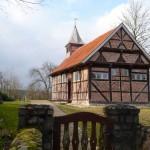 Süße Kirche in Fuhlenhagen