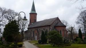 Kirche Basthorst