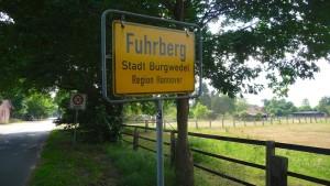 Zielort Fuhrberg