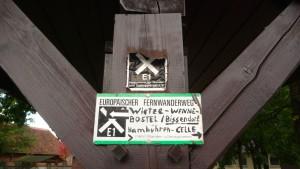 Erster ausführlicher E1 Marker in Fuhrberg
