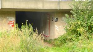 E1 Wanderertunnel unter der A7 bei Mellendorf