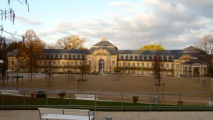 Schloss in Bad Nenndorf