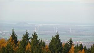 Der Blick zurück vom Annaturm