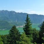 Ausblick vom Parco San Grato