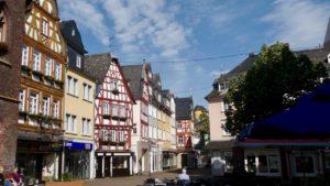 Schicke Altstadt von Montabaur
